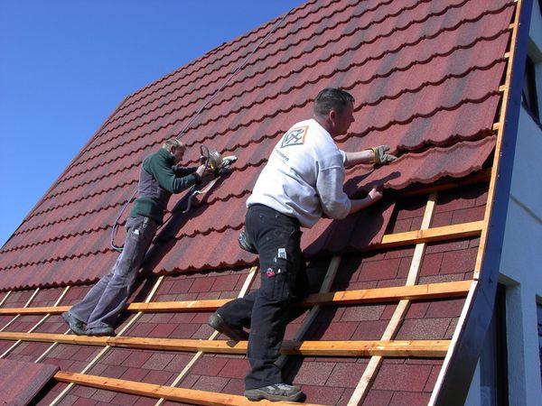 decra powertekk evertile metalldach blechdach systeme dachplatten mit 30 jahren garantie. Black Bedroom Furniture Sets. Home Design Ideas