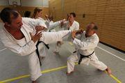 Karate als Selbstverteidigung: