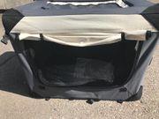 Hundetransportbox Außenmaße 50cmx65cm