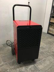 Bautrockner - Luftentfeuchter zur
