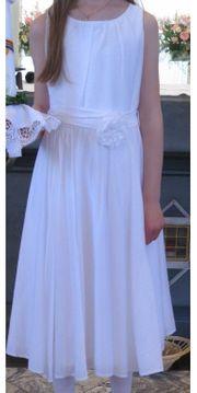 Kommunion Blumenmädchen Kleid Gr 146