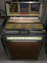 Jukebox Musikbox Bergmann