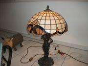 1Tiffany-Lampe, antik