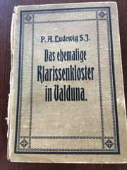 Klarissenkloster Valduna GAU ANSTALT VALDUNA