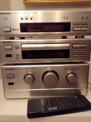 Onkyo CD-Spieler C-711 Verstärker A-911