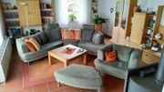Couchgarnitur Wohnlandschaft