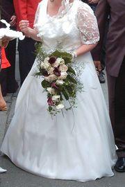 Brautkleid Gr 50 von Imogene