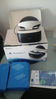 Playstation 4 VR Brille