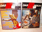 5 Hefte Das 3 Reich