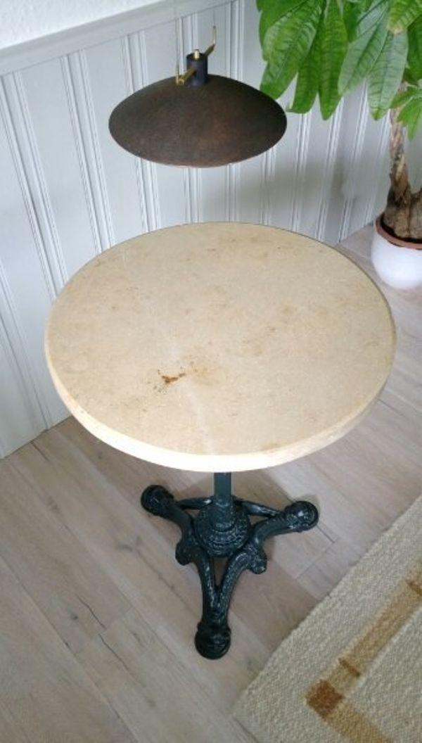Bistrotisch marmor berlin gebraucht kaufen nur 3 st bis for Marmor bistrotisch