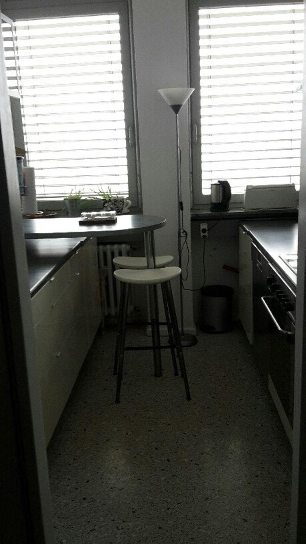 weisse Küche Faktum von Ikea (Metod) incl. Geräte 450 Euro in ...