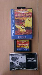 SEGA-Spiel Samurai Shodown