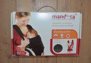 Neuwertige Manduca Babytrage OVP Limited