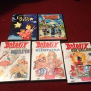 DVD Asterix, Lauras