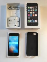 iPhone 5S 16GB spacegrey inkl