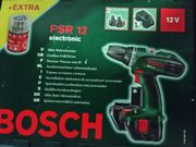 Akku-Bohrschrauber Bosch