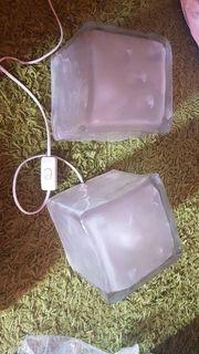 Eiswürfellampe Eiswürfel Lampe