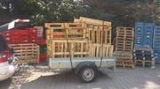 Brennholz Paletten Balken gesucht