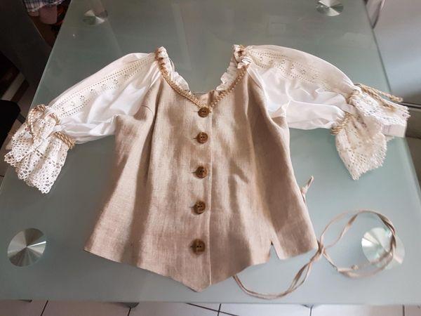 Kleid Im Landhausstil kleid im landhausstil zweiteilig in wöllstadt damenbekleidung