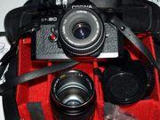 Spiegelreflex-Kamera Cosina
