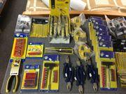 Werkzeug, Bohrer, Zange,