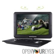 15 4-inch Portable EVD DVD-Player