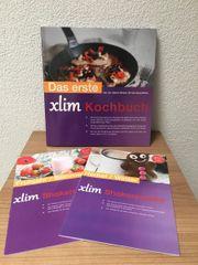 Xlim Kochbuch + Shakerezepte
