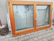 1 Stk Holzfenster Dreh Kipp -