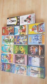 VHS Kassetten Walt Disney Benjamin
