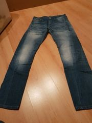 27970eceae33a2 Jack and Jones Sweatshirt mit Kapuze Jungs Größe M blau meliert in ...