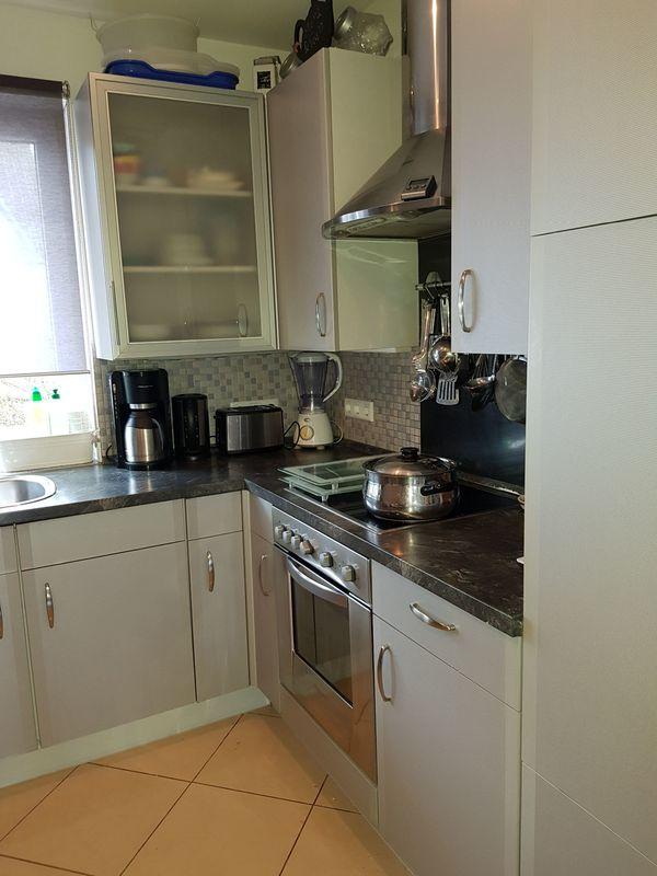 Küche L-Form gebraucht inkl. Geräte günstig abzugeben (Andernach ...