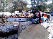Stihl Motorsäge MS 462