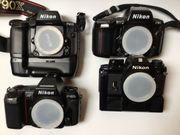 Nikon Fotoapparate Analog Objektive und