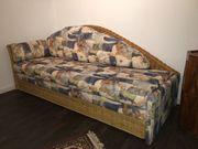 Chaiselongue Bett - zum Ausziehen mit