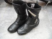 Motorrad Stiefel, Probiker,