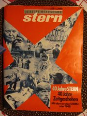 Stern - Jubiläumsausgabe 1988 40 Jahre