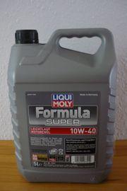Leichtlauf Motorenöl 10W-40 LIQUI MOLY