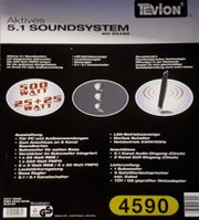 Soundsystem 5 1 für PC