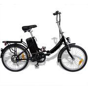 Klappbares Elektro-Fahrrad Lithium-Ionen-Battery -45 Gratis