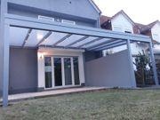 Terrassenüberdachungen carports und Vordächer zum