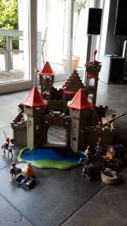 Playmobil Ritterburg: Große