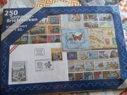 Konvolut Briefmarken