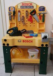 Werkbank von Bosch