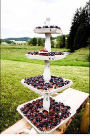Etagere Hochzeit/Feier