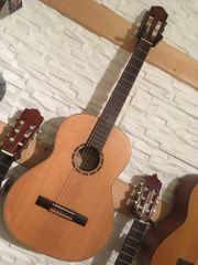 Konzertgitarre Ortega R121SN inkl Gigbag