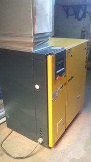 Schraubenkompressor Kompressor Kaeser ASK 27