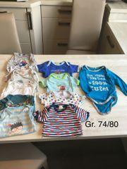 Babykleider Hosen Shirts Bodys Schwimmshirt