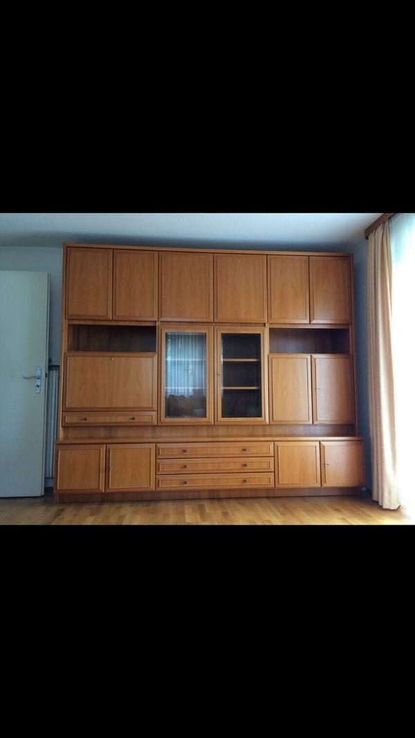 WohnzimmerschrankKirsche In Herrsching