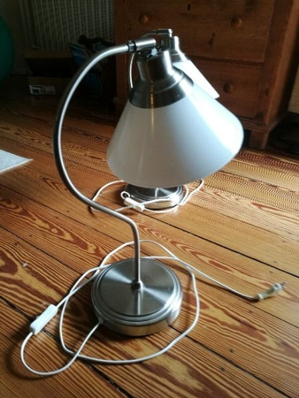 Tischleuchte Kroby (ikea), Schlafzimmer Lampe in Heidelberg - Lampen ...