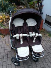 Zwillings- und Geschwisterwagen Duet